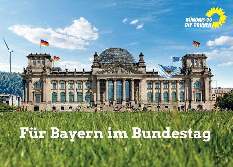 Grüne - Für Bayern im Bundestag